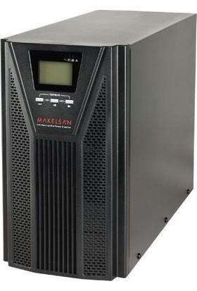 Makelsan Powerpack Se 2 Kva 5/10 Dk Onlıne K.G.K. 4X 12V 9Ah Akülü Mu02000N11Ea006