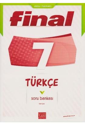 Final Yayınları 7. Sınıf Türkçe Soru Bankası