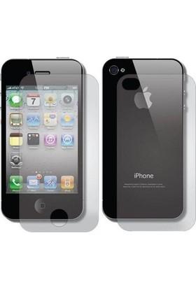Hıper iPhone 4/4S Uyumlu Ön Ve Arka Ekran Koruyucu Scı-420