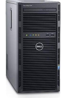 Dell T130 Intel Xeon E3 1270v5 8GB 4TB Windows Server Masaüstü Bilgisayar T130535H3P1B-1M7