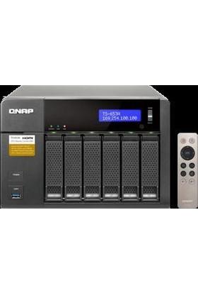 Qnap Ts-653A (4Gb Ddr3L Ram) Ts-653A
