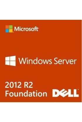 Dell Windows Server 2012R2, Foundation Edition Rok Kit W2K12Fnd-Rok