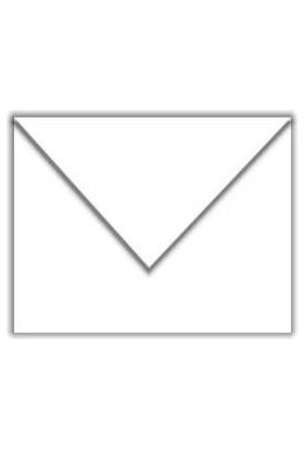 SmartEnvelope Kartvizit Zarfı - 70X90 Mm - Beyaz - 100 Adet
