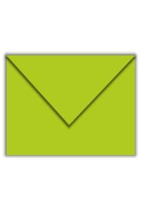 SmartEnvelope Kartvizit Zarfı - 70X90 Mm - Yeşil - 100 Adet