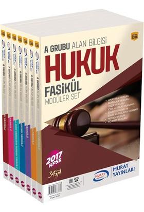 Murat Yayınları Kpss A 2017 Grubu Hukuk Fasikül Modüler Set