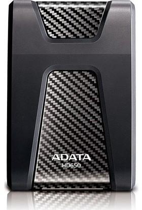 Adata HD650 1TB Taşınabilir Disk AHD650-1TU3-CBK