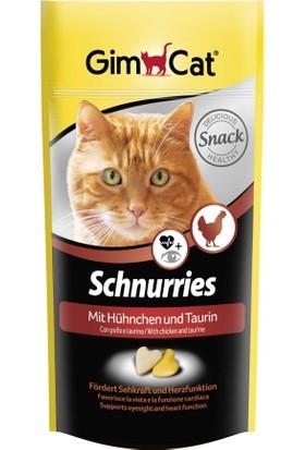 Gimcat Schnurries Tavuklu Ödül Tableti 40 gr
