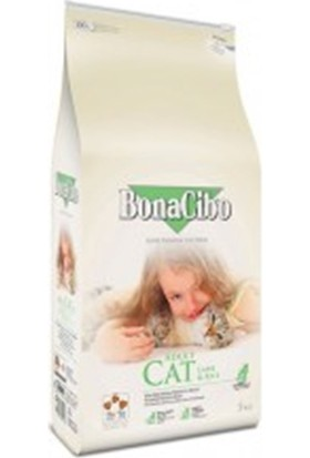 Bonacibo Kuzu Etli Ve Pirinçli Kedi Maması 5 kg