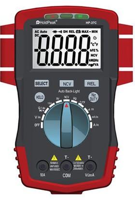 Holdpeak 37C Ölçü Aleti Multimetre
