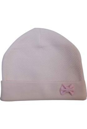 İdilbaby 8336 Kız Bebek Şapka