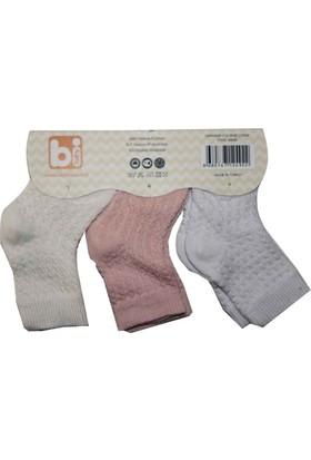 Bibaby 68090 Sarmaşık 3 lü Çorap