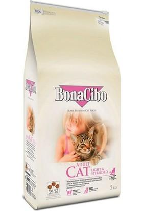 Bonacibo Kısırlaştırılmış Kedi Maması 5 kg