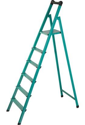 EROL Teknik Plus (5+1) 6 Basamaklı Statik Merdiven