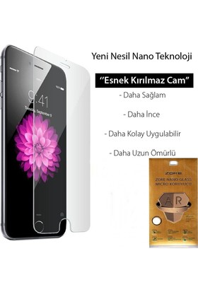 Kılıfshop Apple iPhone 7 Nano Koruyucu