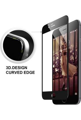 Kılıfshop Apple iPhone 7 Plus 3D Kavisli Full Kaplama
