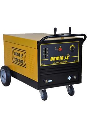 Demiriz 600 A Dc Turbo Ark Kaynak Redresörü