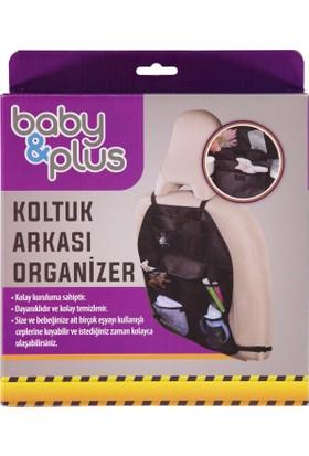 Baby&Plus Koltuk Arkası Organizer