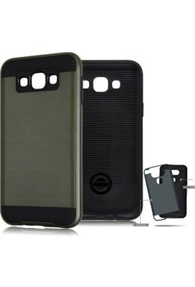 Teleplus Samsung Galaxy J5 2016 Çift Katmanlı Kapak Kılıf