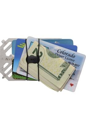 Nite Ize FinancialTool Çok Amaçlı Kartlık/Cüzdan