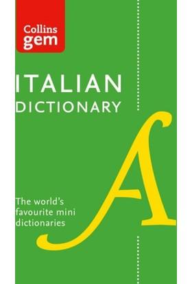 Collins Gem Italian Dictionary (10Th Edition)