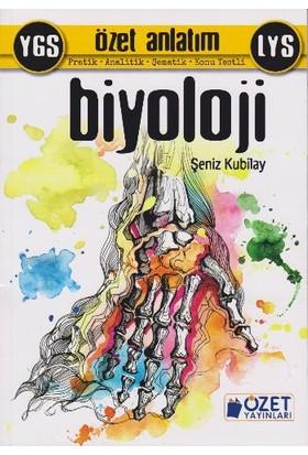 Özet Yayınları Ygs-Lys Biyoloji Özet Anlatım