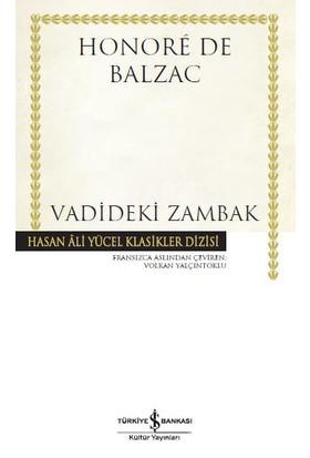 Vadideki Zambak - Honore De Balzac