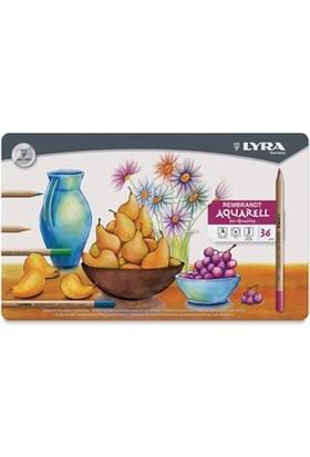 Lyra Aquarell Pencils 36 Lı