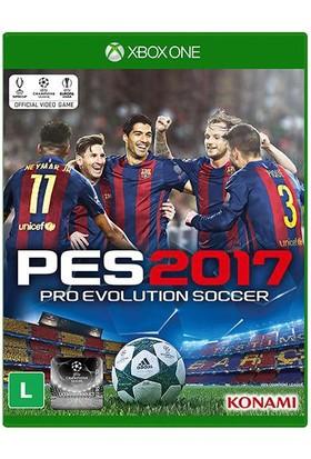 Konami Xbox One Pes 2017