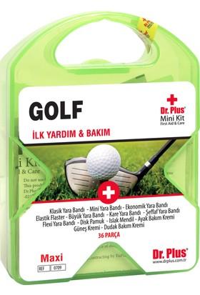 Dr Plus İlk Yardım Çantası Golf MiniKit