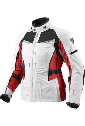 Revıt Sand Ceket Bayan Gri-Kırmızı 40