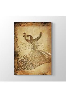 Artredgallery Meslevi Tablo 100 x 70 Cm