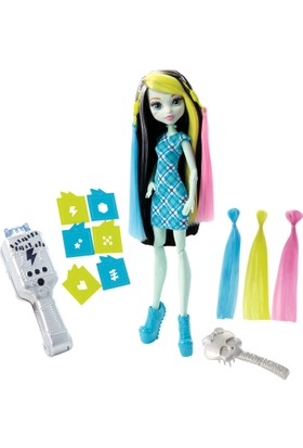 Monster High Çılgın Saçlar Frankie