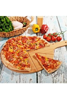 iHouse Bambu Pizza Tahtası