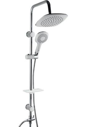 Diamond Master Tall Sistem Duş Seti