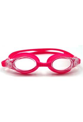 Delta Deluxe Yüzücü Gözlüğü Fuşya- 9140