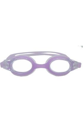 Delta Deluxe Yüzücü Gözlüğü Lila - 9140