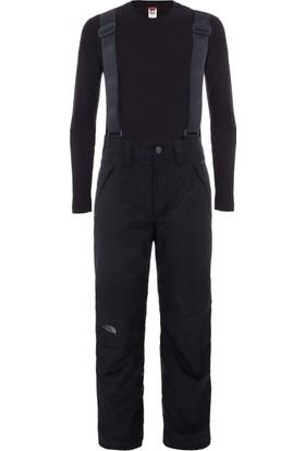 The North Face B Snowquest Suspender Pant Erkek Çocuk Pantolon