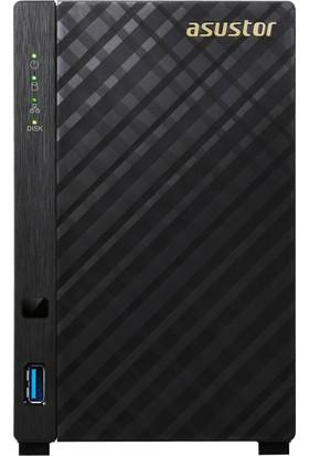 Asustor Nas Server 2 Yuvalı Depolama Unıtesı As-1002T