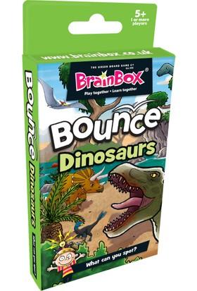 GreenBoard BrainBox Seksek Dinozorlar (Bounce Dinaousers)