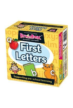 GreenBoard BrainBox İlk Harflerim (First Letters)