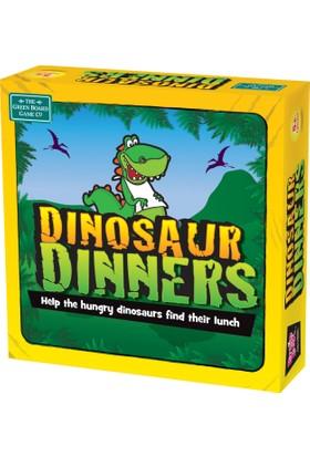 GreenBoard Dinozorun Yemeği (Dinosaur Dinners)