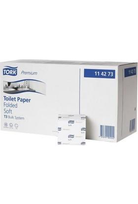 Tork C Katlamalı Tuvalet Kağıdı Premium 252 Yaprak X 30 Paket (114273)