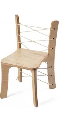 Purupa İpli Çocuk Sandalyesi