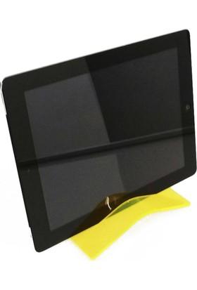 Purupa Fosforlu Sarı Tablet Tutucu