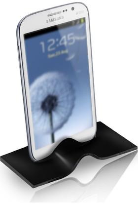 Purupa Siyah Akıllı Telefon Tutucu