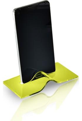 Purupa Fosforlu Yeşil Akıllı Telefon Tutucu