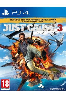 Square Enıx PS4 Just Cause 3 Medici Pack