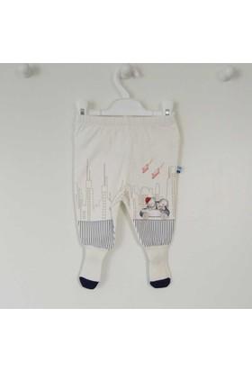 Bebengo 3987 Erkek Bebek Çoraptolon