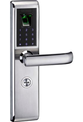 Neflock Parmak İzli Şifreli Ofis Kilit Sistemi