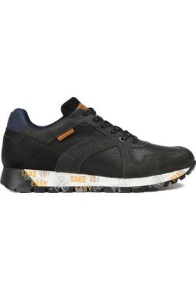 Jooze Siyah Erkek Ayakkabısı J4178Bl